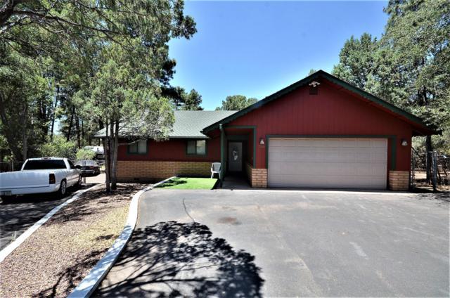 706 N Ponderosa Circle, Payson, AZ 85541 (MLS #5948552) :: CC & Co. Real Estate Team