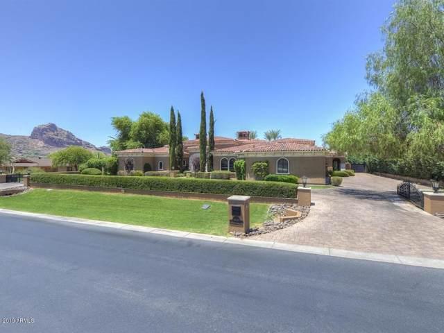 6636 N Lost Dutchman Drive, Paradise Valley, AZ 85253 (MLS #5949376) :: The Pete Dijkstra Team
