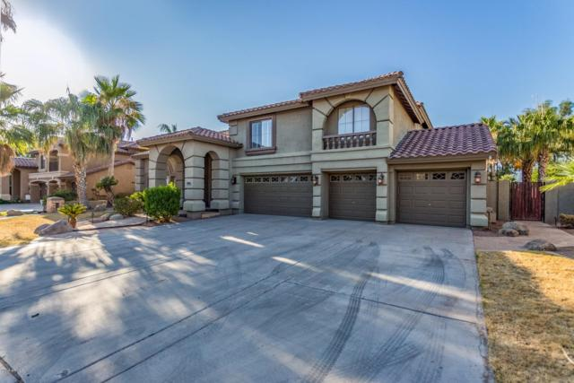 1410 E Horseshoe Drive, Chandler, AZ 85249 (MLS #5949964) :: The Daniel Montez Real Estate Group