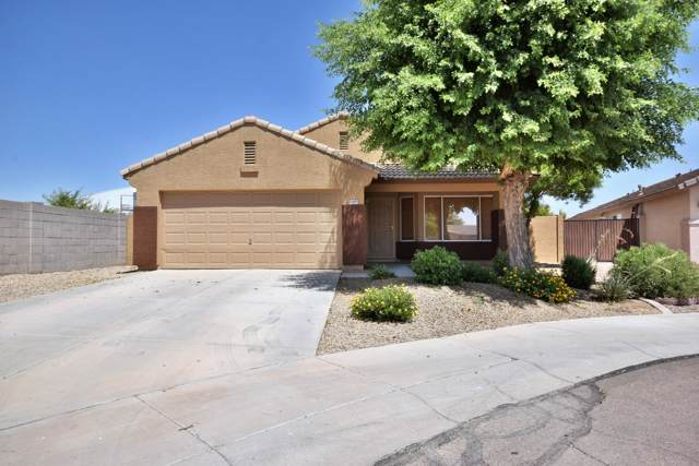 20989 N 84th Lane, Peoria, AZ 85382 (MLS #5950234) :: The Laughton Team