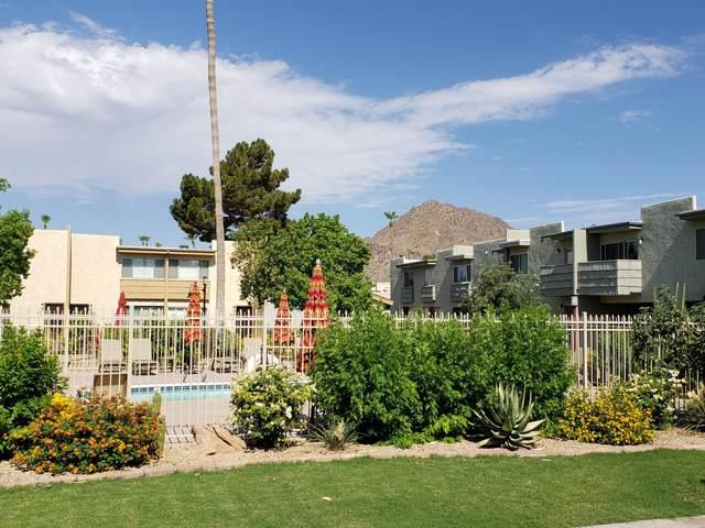 4610 N 68TH Street #443, Scottsdale, AZ 85251 (MLS #5950494) :: The Pete Dijkstra Team
