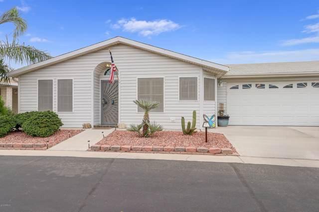 2550 S Ellsworth Road #683, Mesa, AZ 85209 (MLS #5951860) :: The W Group