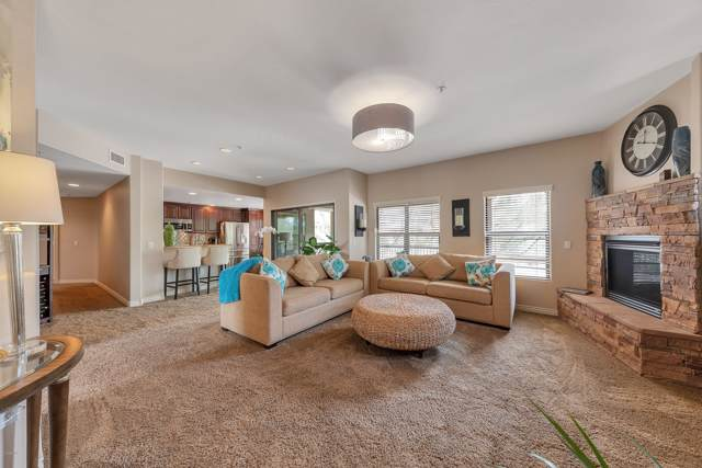 21320 N 56TH Street #2005, Phoenix, AZ 85054 (MLS #5951935) :: Brett Tanner Home Selling Team