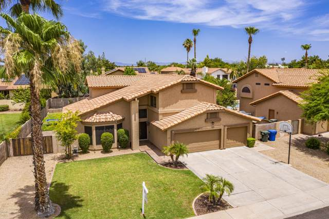 5432 E Kelton Lane, Scottsdale, AZ 85254 (MLS #5951954) :: The Pete Dijkstra Team