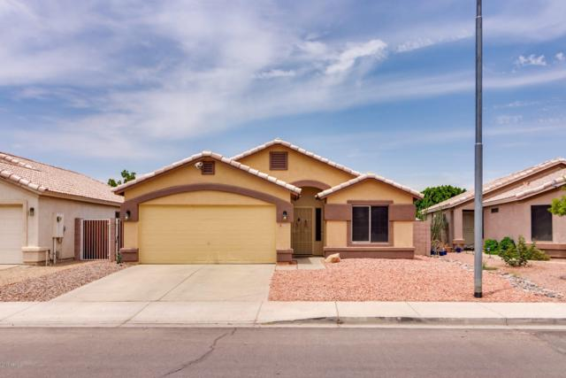 21834 N 34TH Avenue, Phoenix, AZ 85027 (MLS #5952120) :: The Pete Dijkstra Team