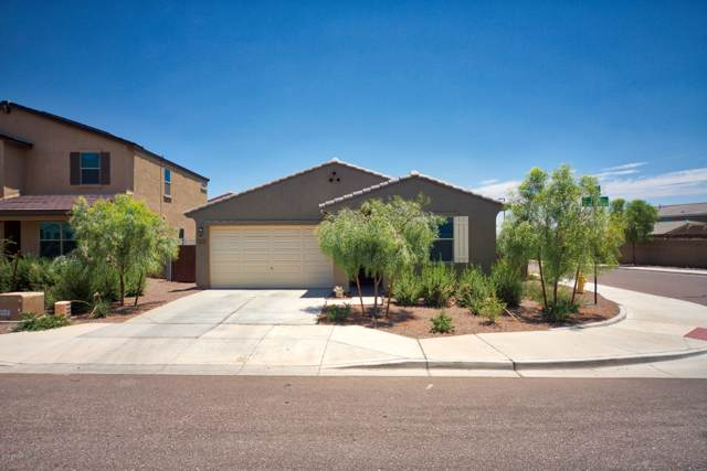 2023 N 213TH Lane, Buckeye, AZ 85396 (MLS #5952394) :: CC & Co. Real Estate Team