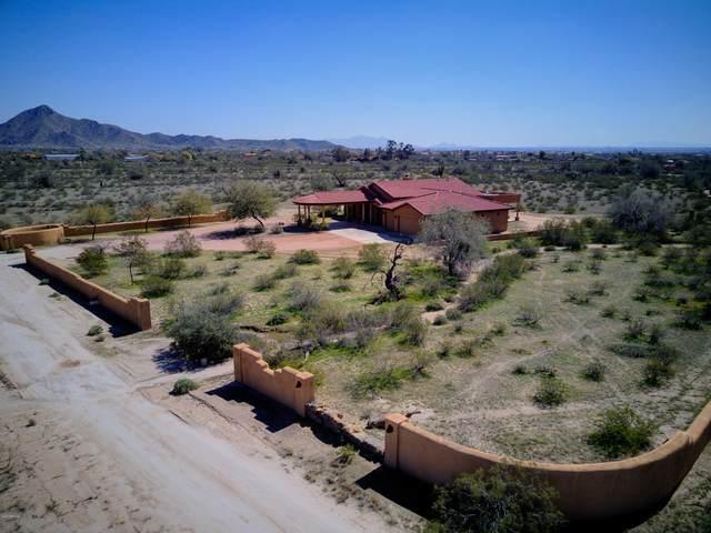 11827 W Sweet Acacia Drive W, Casa Grande, AZ 85194 (MLS #5952423) :: Yost Realty Group at RE/MAX Casa Grande