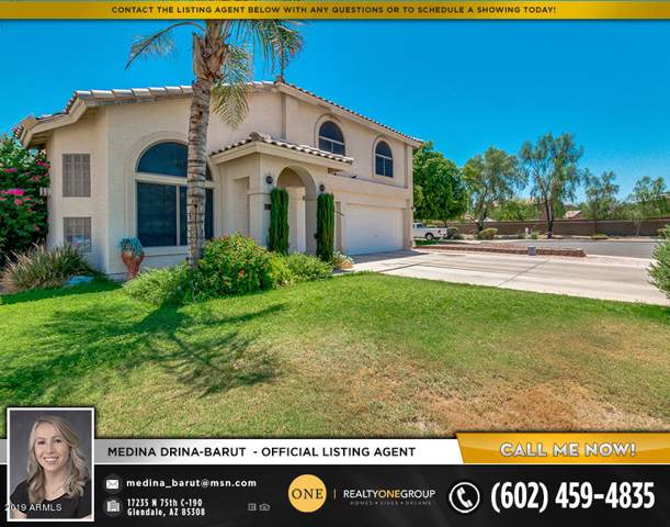 6377 N 78TH Drive, Glendale, AZ 85303 (MLS #5952834) :: Kepple Real Estate Group