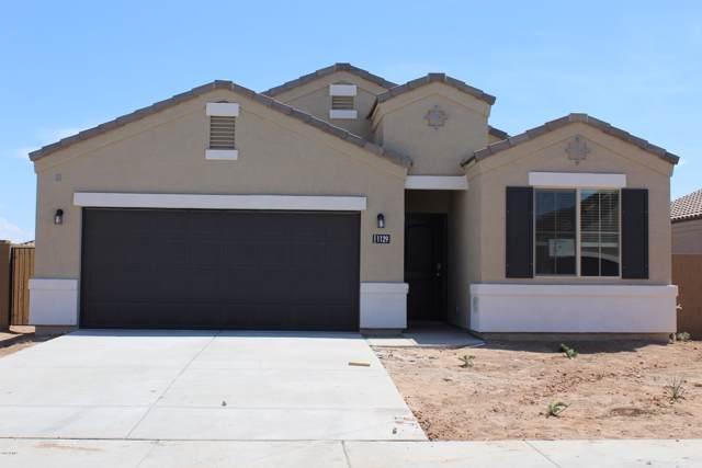 1129 E Viola Court, Casa Grande, AZ 85122 (MLS #5952952) :: Lucido Agency