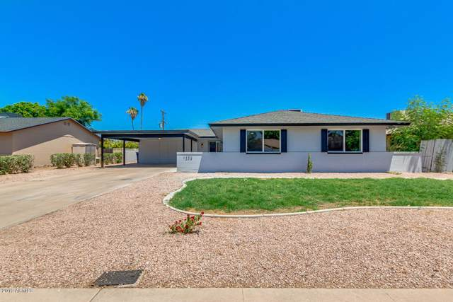 1236 E Manhatton Drive, Tempe, AZ 85282 (MLS #5953127) :: Yost Realty Group at RE/MAX Casa Grande