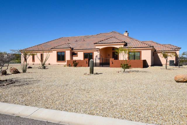 955 Happy Trail, Wickenburg, AZ 85390 (MLS #5953345) :: The Bill and Cindy Flowers Team