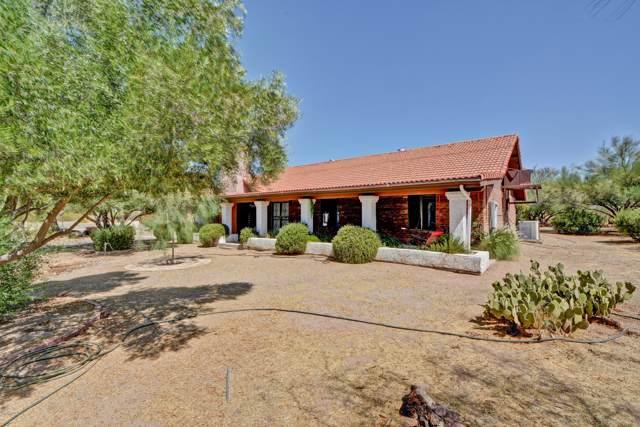 28422 N 205TH Avenue, Wittmann, AZ 85361 (MLS #5953356) :: Devor Real Estate Associates
