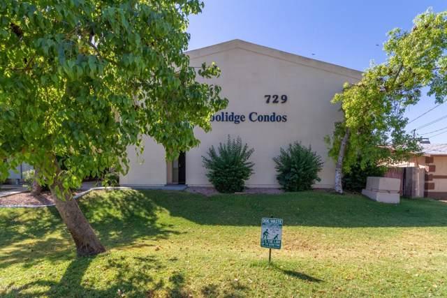 729 W Coolidge Street #207, Phoenix, AZ 85013 (MLS #5953431) :: Brett Tanner Home Selling Team
