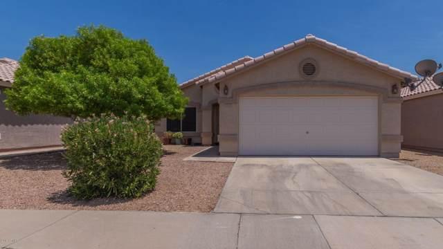 4205 N 107TH Lane, Phoenix, AZ 85037 (MLS #5953477) :: CC & Co. Real Estate Team