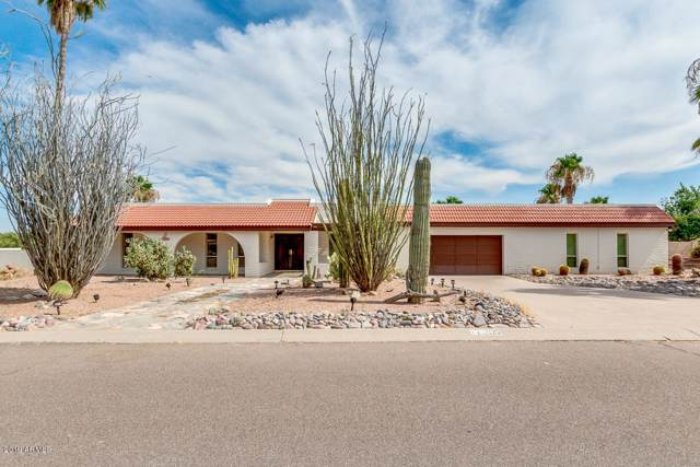 17205 E Parlin Drive, Fountain Hills, AZ 85268 (MLS #5953578) :: Yost Realty Group at RE/MAX Casa Grande