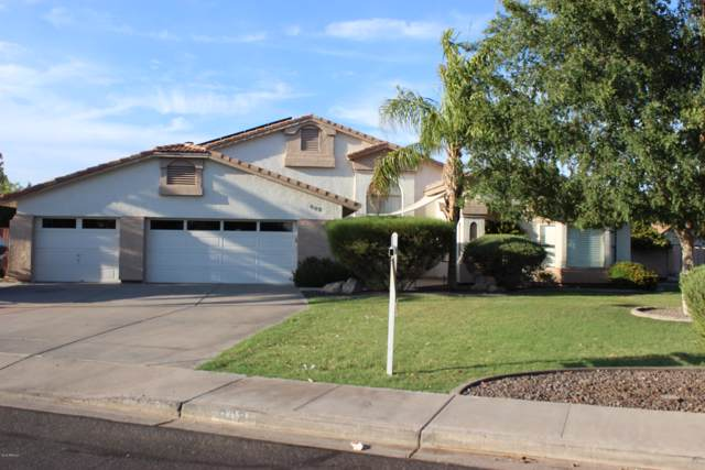 602 E Sage Brush Street, Gilbert, AZ 85296 (MLS #5953644) :: CC & Co. Real Estate Team
