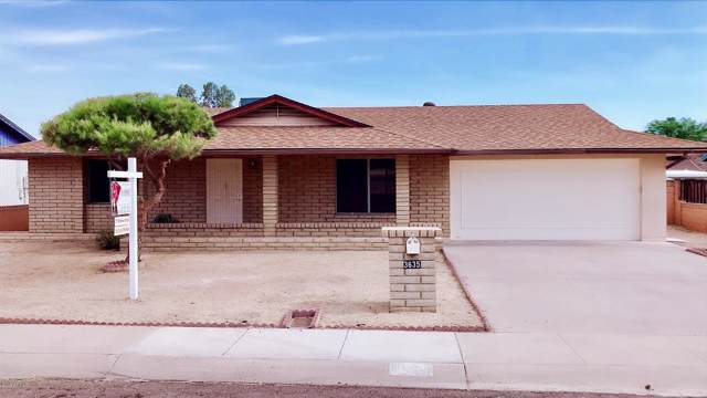 3635 W Cortez Street, Phoenix, AZ 85029 (MLS #5953854) :: The Pete Dijkstra Team