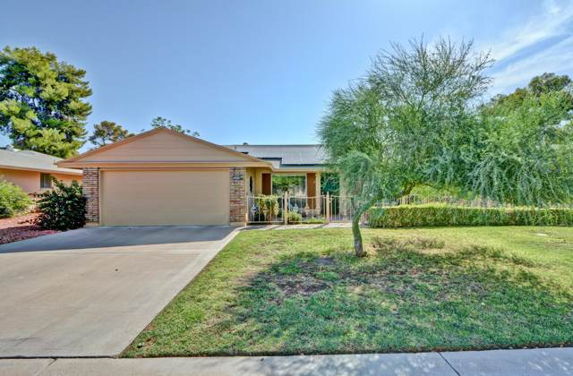 13615 N Redwood Drive, Sun City, AZ 85351 (MLS #5954442) :: Devor Real Estate Associates