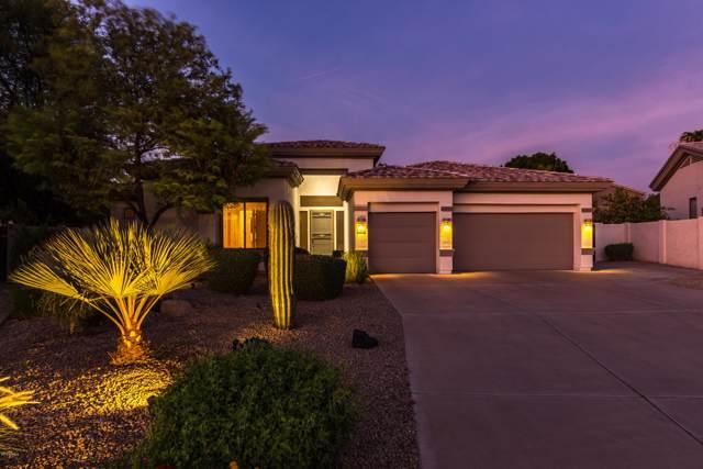 1271 N Bronco Lane, Gilbert, AZ 85233 (MLS #5954600) :: CC & Co. Real Estate Team