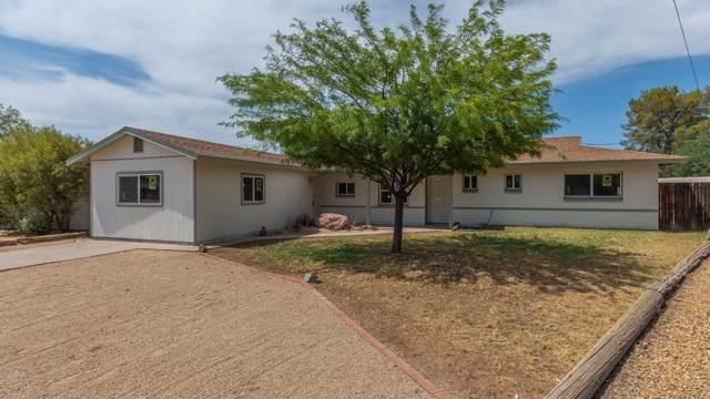 516 E Manor Drive, Casa Grande, AZ 85122 (MLS #5954755) :: Yost Realty Group at RE/MAX Casa Grande