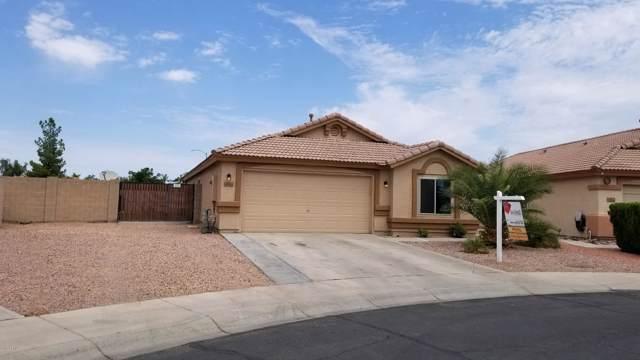 14962 N 132ND Lane, Surprise, AZ 85379 (MLS #5955120) :: Yost Realty Group at RE/MAX Casa Grande