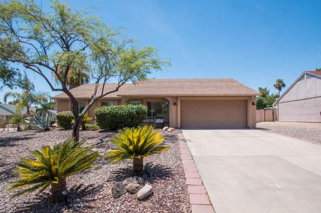 16410 N 66TH Street, Scottsdale, AZ 85254 (MLS #5955557) :: Lucido Agency