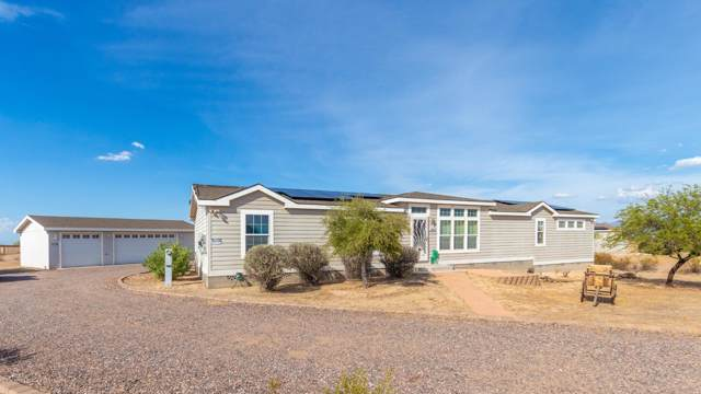 18624 W San Tan Road, Buckeye, AZ 85326 (MLS #5955573) :: Conway Real Estate
