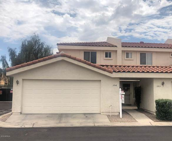16021 N 30TH Street #104, Phoenix, AZ 85032 (MLS #5955670) :: Riddle Realty Group - Keller Williams Arizona Realty