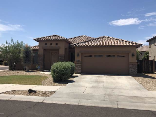16525 W Buchanan Street, Goodyear, AZ 85338 (MLS #5955729) :: Brett Tanner Home Selling Team