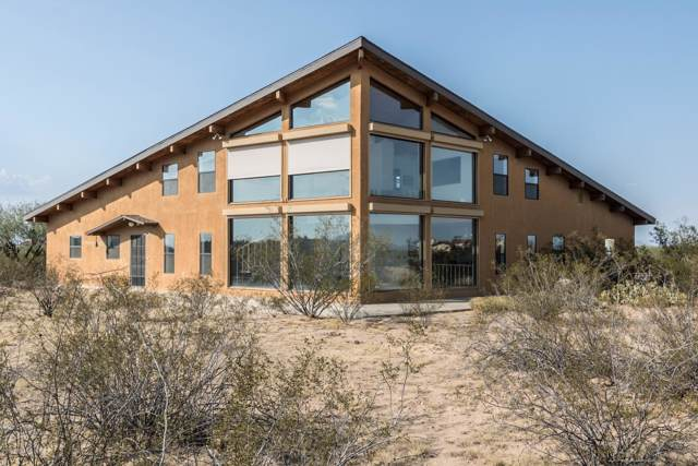 48311 N 508TH Avenue, Aguila, AZ 85320 (MLS #5955812) :: The Bill and Cindy Flowers Team