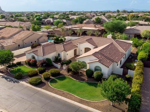 2934 E Portola Valley Drive, Gilbert, AZ 85297 (MLS #5955898) :: The Kenny Klaus Team