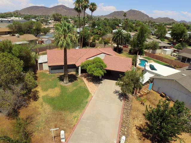 1760 W Lawrence Lane, Phoenix, AZ 85021 (MLS #5956428) :: Brett Tanner Home Selling Team