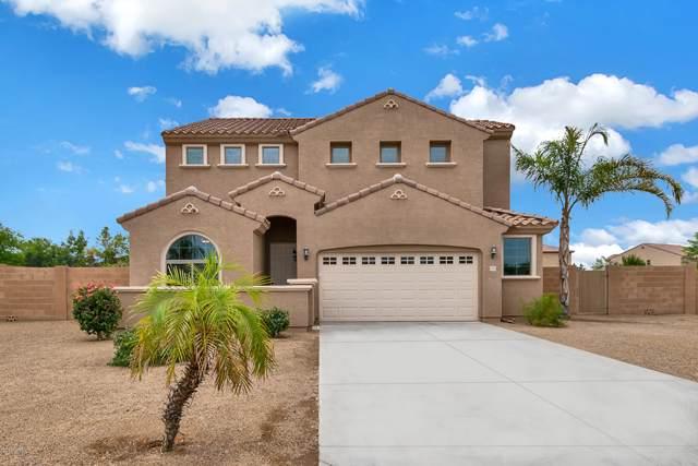 11039 E Quade Avenue, Mesa, AZ 85212 (MLS #5956445) :: CC & Co. Real Estate Team