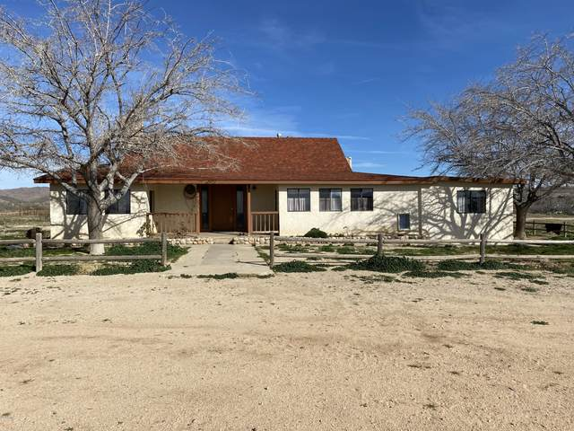 13445 S Date Creek Road, Congress, AZ 85332 (MLS #5957358) :: The Kenny Klaus Team