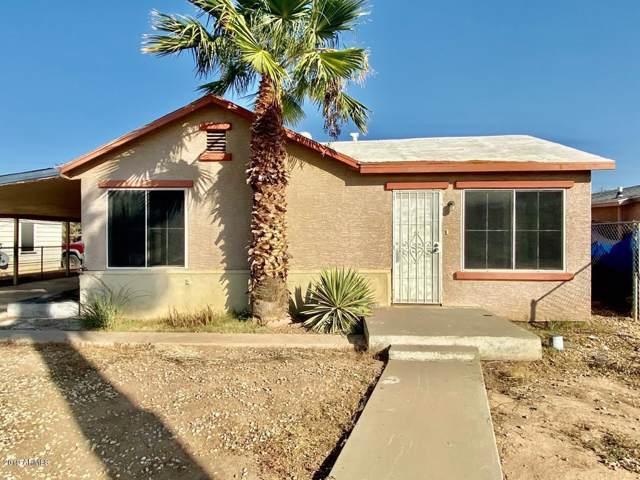122 E Kinderman Drive, Avondale, AZ 85323 (MLS #5957757) :: Nate Martinez Team