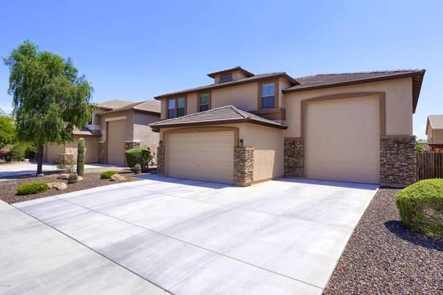 12227 W Jessie Court, Sun City, AZ 85373 (MLS #5957771) :: Riddle Realty Group - Keller Williams Arizona Realty