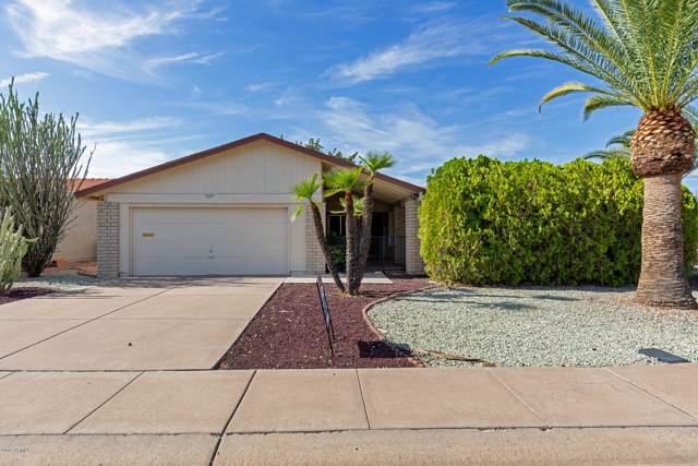 1027 Leisure World, Mesa, AZ 85206 (MLS #5957961) :: Riddle Realty Group - Keller Williams Arizona Realty