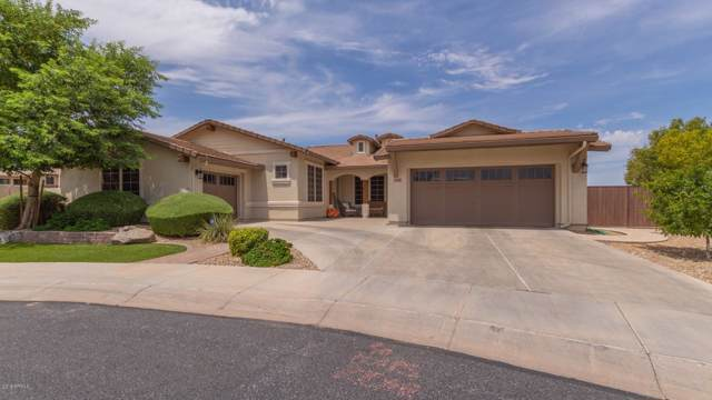 4368 N 158TH Drive, Goodyear, AZ 85395 (MLS #5958459) :: The Kenny Klaus Team