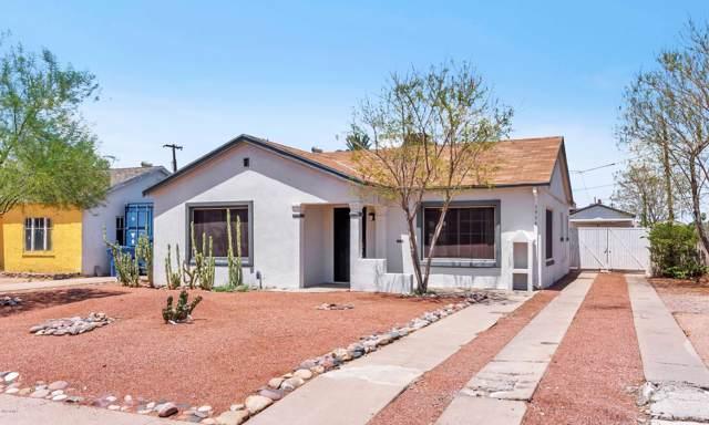 1934 E Brill Street, Phoenix, AZ 85006 (MLS #5958976) :: CC & Co. Real Estate Team