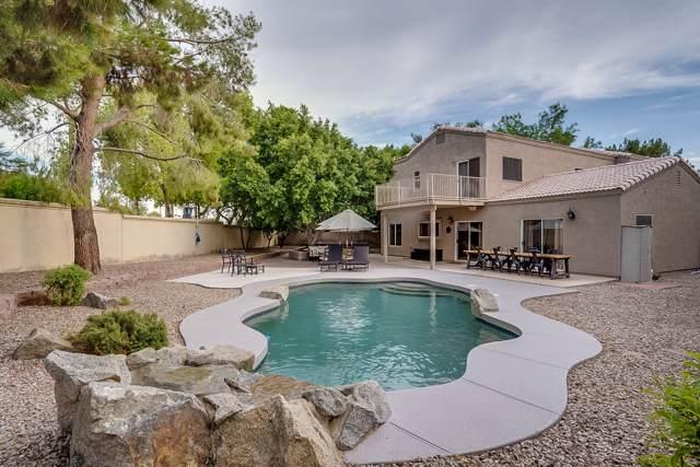 1554 E Beacon Drive, Gilbert, AZ 85234 (MLS #5959558) :: Revelation Real Estate