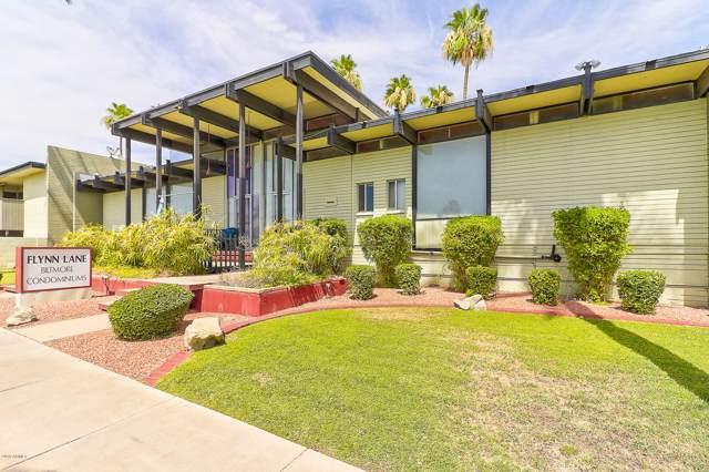 6767 N 7TH Street #231, Phoenix, AZ 85014 (MLS #5959620) :: Kortright Group - West USA Realty