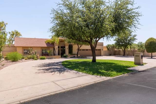 7039 E Fanfol Drive, Paradise Valley, AZ 85253 (MLS #5959621) :: Conway Real Estate
