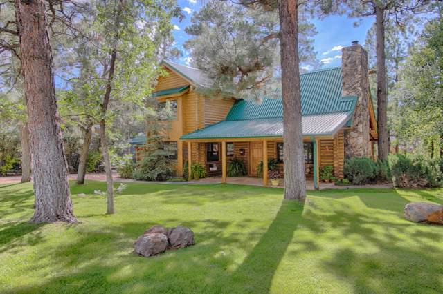 2750 Loma Linda Drive, Pinetop, AZ 85935 (MLS #5959999) :: Arizona Home Group