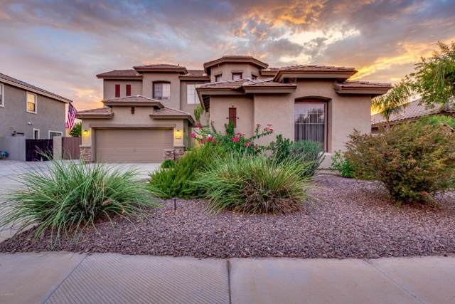 6304 S Sky Lane, Gilbert, AZ 85298 (MLS #5960122) :: Riddle Realty Group - Keller Williams Arizona Realty