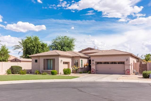 3243 E Scorpio Court, Chandler, AZ 85249 (MLS #5961451) :: CC & Co. Real Estate Team