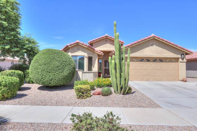 69 S Agua Fria Lane, Casa Grande, AZ 85194 (MLS #5961471) :: The Daniel Montez Real Estate Group