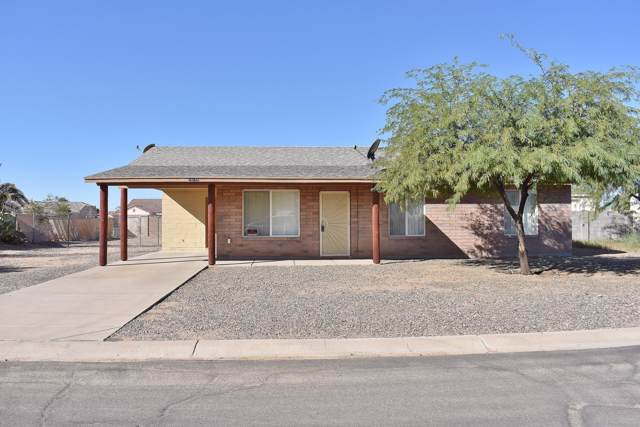 14146 S Acapulco Road, Arizona City, AZ 85123 (MLS #5961482) :: Nate Martinez Team
