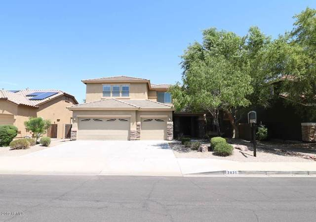 2821 N 151ST Avenue, Goodyear, AZ 85395 (MLS #5961551) :: Conway Real Estate