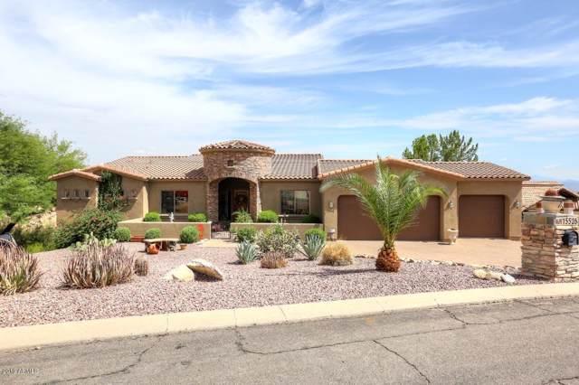 15526 E Thistle Drive, Fountain Hills, AZ 85268 (MLS #5961678) :: Riddle Realty Group - Keller Williams Arizona Realty