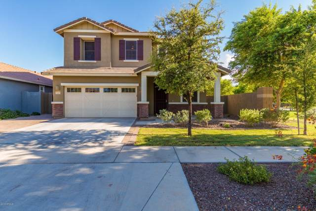 7337 E Onza Avenue, Mesa, AZ 85212 (MLS #5962209) :: The Bill and Cindy Flowers Team